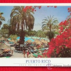 Postales: PUERTO RICO - GRAN CANARIA. Lote 218262112