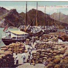 Postcards - tenerife - santa cruz - muelle - 24006785