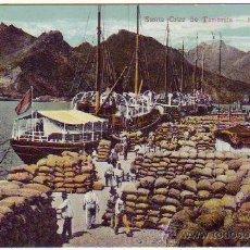 Postcards - tenerife - santa cruz - muelle - 24007304