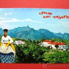 Postales: GRAN CANARIA - CRUZ DE TEJEDA. Lote 24116527
