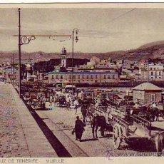 Postcards - tenerife - santa cruz - muelle - 24137093