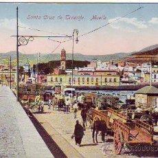 Postcards - tenerife - santa cruz - muelle - 24137441