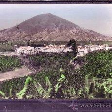 Postales: PRECIOSA POSTAL DE GUIA - LAS PALMAS DE GRAN CANARIA - VISTA GENERAL. Lote 26285796