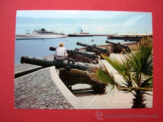PUERTO. SANTA CRUZ DE TENERIFE (Postales - España - Canarias Moderna (desde 1940))