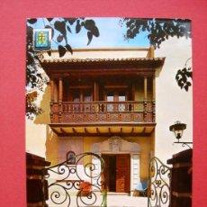 Postales: LA LAGUNA - BALCÓN TÍPICO CANARIO. Lote 24256769