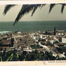 Postales: TARJETA POSTAL ESPAÑA MODERNA 1.940, ISLAS CANARIAS, Nº 97, PTO. DE LA CRUZ,TENERIFE, VISTA PARCIAL. Lote 24647539