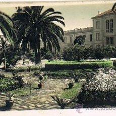 Postales: TARJETA POSTAL ESPAÑA MODERNA 1.940, I. CANARIAS, Nº128, PTO. LA CRUZ,TENERIFE, JARDINES HOTEL TAORO. Lote 24647555