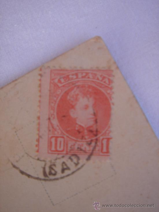 Postales: DETALLE DEL SELLO - Foto 5 - 27436453