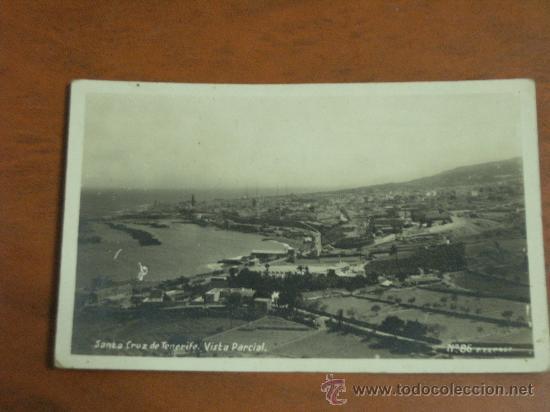 SANTA CRUZ DE TENERIFE. VISTA PARCIAL (Postales - España - Canarias Moderna (desde 1940))