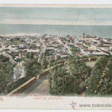 Postales: TENERIFE. ISLAS CANARIAS. PUERTO DE OROTAVA. AÑO 1900. . Lote 27600139