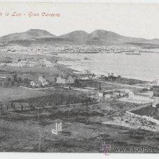 Postales: PUERTO DE LA LUZ. GRAN CANARIA. VISTA GENERAL. AÑO 1905.. Lote 27600143