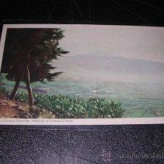 Postales: 10 .-LA OROTAVA TENERIFE, VALLE DE LA OROTAVA Y TEIDE, ED. DECA, 14X9 CM.. Lote 25389283
