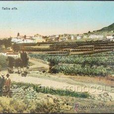 Postales: POSTAL CANARIAS LAS PALMAS TAFIRA ALTA . RODRIGUES BROS CA AÑO 1905 .. Lote 26278231