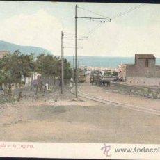 Postcards - TENERIFE (CANARIAS).- SUBIDA A LA LAGUNA - 25706554