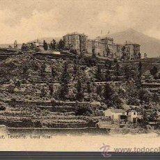 Cartoline: BUENA POSTAL DE PUERTO CRUZ . TENERIFE GRAND HOTEL. Lote 25802966