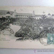 Postales: LAS PALMAS.STA.CATALINA.HOTEL.07022. Lote 25963169