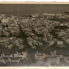 Postales: POSTAL SANTA CRUZ DE TENERIFE, VISTA PARCIAL. Lote 26975322
