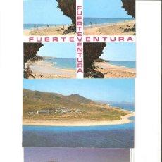 Postales: FUERTEVENTURA , 5 POSTALES ISLAS CANARIAS. Lote 27103541