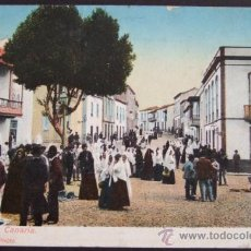 Postales: GRAN CANARIA – TEROR – J. PERESTRELLO PHOTO. Lote 27400602