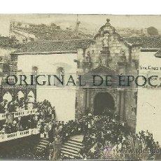 Postales: (PS-22907)POSTAL FOTOGRAFICA DE SANTA CRUZ DE LA PALMA-IGLESIA DEL SALVADOR. Lote 27569037