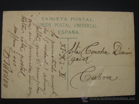 Postales: DORSO DE LA POSTAL - Foto 3 - 27603354
