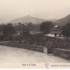 Postales: TENERIFE.76 EDICIONES ARRIBAS.ICOD Y EL TEIDE.FOTOGRAFICO.. Lote 27654651