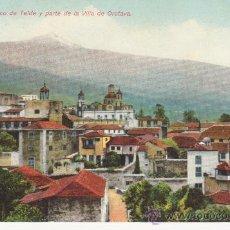 Postales: EL PICO DE TEIDE Y PARTE DE LA VILLA DE LA OROTAVA.TENERIFE.CANARIAS.. Lote 27804413