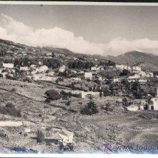 Postales: VISTA DE LA PALMA.- PROVINCIA DE TENERIFE- POSTAL FOTOGRÁFICA. Lote 27899606