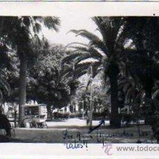 Postales: TENERIFE. PUERTO DE LA CRUZ. PLAZA DEL CHARCO. Nº 65. FOTO BAENA. CIRCULADA. . Lote 27956680
