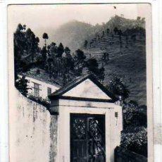 Postais: CANARIAS. SANTA CRUZ DE LA PALMA. FOTOGRAFICA. UN RINCÓN. Nº20. CIRCULADA CON 2 SELLOS.. Lote 27967745