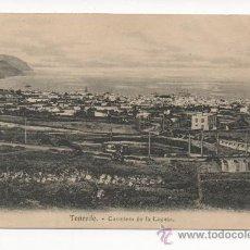 Postales: TENERIFE CARRETERA DE LA LAGUNA -NOBREGA'S ENGLISH BAZAR. . Lote 28279605
