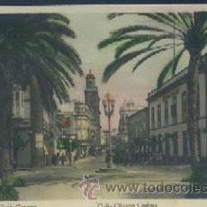 Postales: POSTAL DE LAS PALMAS DE GRAN CANARIA CALLE OBISPO CODINA Nº 88 P-CAN-177. Lote 28402040