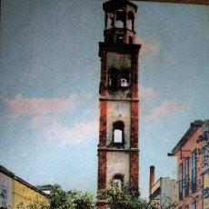 Postales: TENERIFE. CATEDRAL DE STA CRUZ DE TENERIFE. AÑOS 30. Lote 28404844