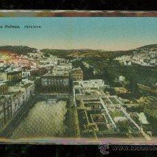Postales: TARJETA POSTAL DE LAS PALMAS. PANORAMA. RODRIGES BROS.. Lote 28572096