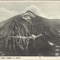 Postales: CANARIAS TP TENERIFE EL TEIDE. Lote 28935822