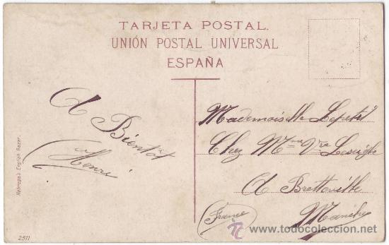 Postales: Reverso - Foto 2 - 29145250
