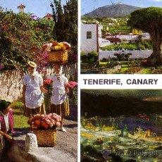 Postales: ESPAÑA. T. P. TENERIFE (CANARIAS). CIRCULADA AÑO 1968. MAGNÍFICA.. Lote 29152825