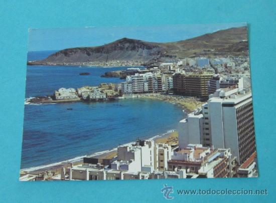 GRAN CANARIA. RINCÓN DE LAS CANTERAS (Postales - España - Canarias Moderna (desde 1940))