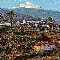 Postales: VALLE DE LA OROTAVA Y TEIDE TENERIFE FARDI MOD. 102 NUEVA SIN CIRCULAR . Lote 29354780