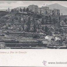 Cartoline: TENERIFE.- GRAN HOTEL OROTAVA Y PICO DE TENERIFE. Lote 29399474