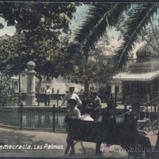 Postales - LAS PALMAS (GRAN CANARIA).- PLAZA DEMOCRACIA - 29447146