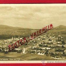 Postales: POSTAL, TENERIFE, LA LAGUNA, VISTA GENERAL, FOTOGRAFICA, P65542. Lote 29498465
