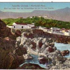 Postales: TENERIFE. TENERIFFA OROTAVA. HUMBOLDT HAUS. CIRCULADA.. Lote 29498049