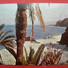 Postales: TENERIFE. UN RINCON DE LA COSTA NORTE. Lote 29620501