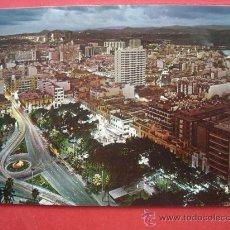 Postales: LAS PALMAS DE GRAN CANARIA. VISTA GENERAL DE NOCHE. Lote 29620972
