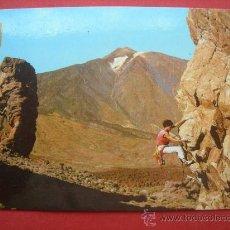 Postales: EL TEIDE. TENERIFE. Lote 29621041