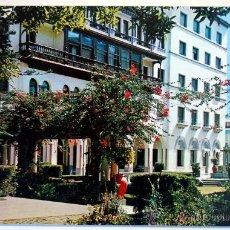 Postales: TENERIFE. SANTA CRUZ DE TENERIFE. JARDINES DEL HOTEL MENCEY.. Lote 29655151