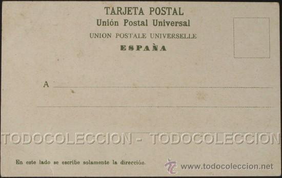 Postales: Dorso. - Foto 2 - 30042212