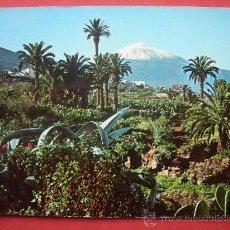 Postales: PANORÁMICA CON EL TEIDE AL FONDO. TENERIFE. Lote 29914939