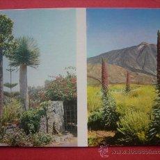 Postales: MOTIVOS DE TENERIFE. LITOGRAFÍA ROMERO. Lote 29915121
